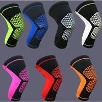Sports Leg Support Calf pad Stretch Compression Socks Sleeve Running FootballA