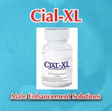 Cial-XL PENIS ENLARGER CREAM Sex Aid MALE Erection Enhancer Penis Enlargement