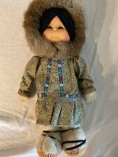 Susie Izumi Doll Chinook Tee Totem Ornament Vintage