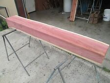 "Shelf Fireplace Mantel Floating Rustic Texas Red Cedar Beam 61-1/2"" X 7-3/4"""