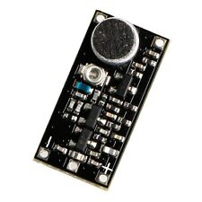85-115MHz FM Transmitter Module Surveillance Microphone Without Wire For Arduino