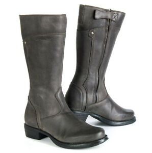 Stylmartin Sharon Ladies Motorcycle Boots - Brown - RRP £179 *FAST UK DELIVERY*