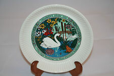 """Vtg Wedgwood Children's Story Stories 6"""" Plate no. 4 The Ugly Duckling 1974 Euc"""