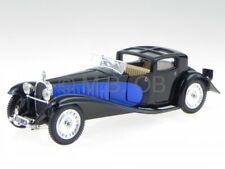 Bugatti Royale schwarz-blau 1930 Modellauto Solido 1:43
