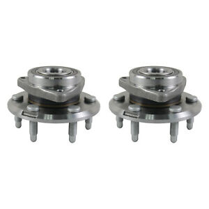 2Pcs Wheel Hub Bearing Assembly for Buick Enclave Chevy Traverse GMC Acadia 3.6L