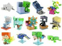 Minecraft Aquatic Series 15 Mini Figures  **Pick Your Character**