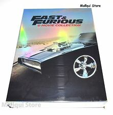 FAST & FURIOUS : 8-MOVIE COLLECTION (DVD - 2017, 9-Disc Set) - BRAND NEW!!!!