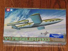 Tamiya 1/48 German WWII V-1 (Fieseler) Fi103 Pulsejet Flying Bomb (Buzzbomb) NIB