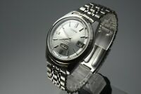 Vintage 1966 JAPAN SEIKO SEIKOMATIC WEEKDATER 6206-8100 26Jewels Automatic.