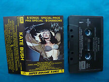 KATE BUSH - SAT IN YOUR LAP/BABOOSHKA - 6 TRACK CANADIAN CASSETTE