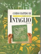 L12 Corso rapido di Intaglio Clara Rota Fabbri 1999