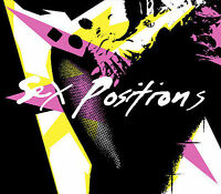 Sex Positions by Sex Positions (CD, May-2004, Deathwish) NEW SEALED