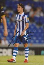 ESPANYOL * JOAN VERDU SIGNED 6X4 ACTION PHOTO+COA