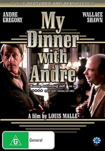MY DINNER WITH ANDRE DVD
