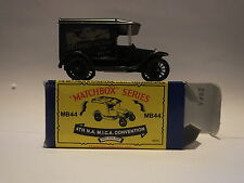 MATCHBOX SERIES MB-44 MODEL T FORD VAN - 4TH MICA CONVENTION - LIMITED EDITION
