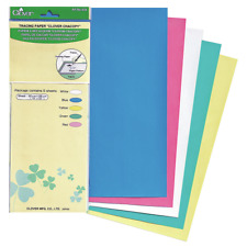 "Clover ""Chacopy"" Colored Tracing Paper"