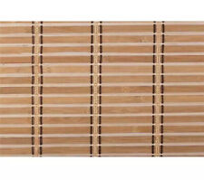 Bamboo Roll Up Window Blind Sun Shade, Light Filtering Roller Shade 7 Available!