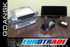 BMW 4 F36 SET NBT 9338525 IDRIVE TOUCH CONROLLER 9332285 MONITOR 9292248 MODUL