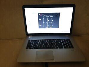 Hp notebook i7 4700MQ 2.4Ghz