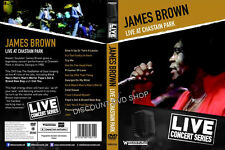 James Brown Live at Chastain Park. Concert series. New DVD