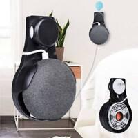 Kitchen Bedroom Wall Mount Holder Bracket Hanger Stand Grip For Google Home Mini