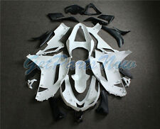 Fit for ZX-6R 636 2007 2008 Unpainted ABS Injection Bodywork Fairing Kit ZX6R