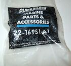 "MERCURY MARINE OEM 22-16951A1 Cylinder Block Drain Tap 1/4"""