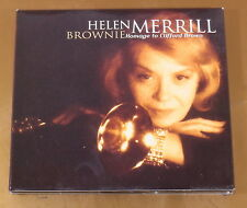 [AD-038] CD - HELEN MERRILL - BROWNIE - HOMAGE TO CLIFFORD BROWN - OTTIMO