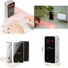 Virtual Bluetooth Laser Keyboard Projection Wireless Pc Mouse Laptop Smartphone
