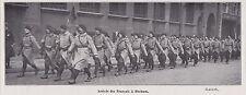 1923  --  RUHR   ARRIVEE DES FRANCAIS A BOCHUM  3G534