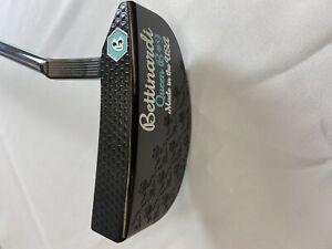 """Bettinardi Golf Queen B #9 Putter 35"""" Right Hand Lamkin Deep Etched Pistol Grip"""