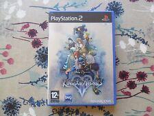 Kingdom HEARTS II (Sony PLAYSTATION 2, 2006) - COMPLETO