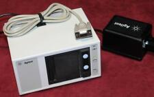 Agilent M3925A Stand Alone Patient Monitor Recorder w M3921 Power Supply Printer