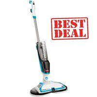 BISSELL Spinwave Hard Floor Powered Mop and Clean and Polish, 2039W