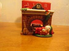 Avon Ceramic Tea Light Candle Holder still in box
