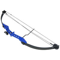 29 lb Blue Archery Hunting Compound Bow 180 175 150 80 50 Crossbow Arrows Bolts