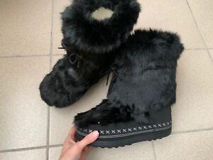 Bogner Women Black Shoes Size s