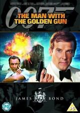 The Man With The Golden Gun (1-disc)  DVD New & Sealed 5039036031998