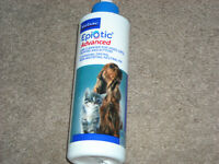 Virbac EpiOtic Advanced. Ear Cleanser for Dogs,Cats,Puppies,&Kitten.8oz.Exp-9/23