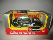 PORSCHE 911 CARRERA CUP COD.4195 BURAGO SCALA 1:43