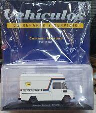 Vehiculos de Reparto. Commer Santana TVE 1981. 1/43