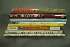 lot Decorating books House Beautiful Santa Fe Style Porch Deck ideas Country