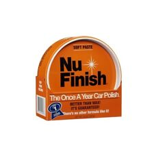 Nu Finish Paste Car Polish Tin - 397g
