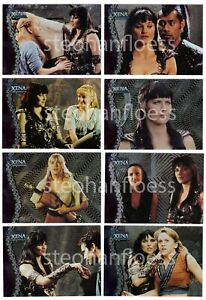 2003 The Quotable Xena The Warrior Princess Base / Foil You Pick Finish Your Set
