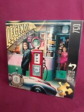 Legends of The Silver Screen 750 Pc Puzzle