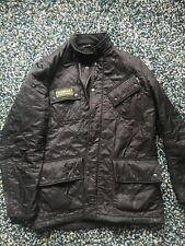Barbour padded jacket mens large