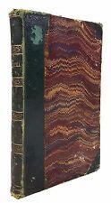 Galatea: A Pastoral Romance - Jean-Pierre Claris de Florian - 1804 First Edition