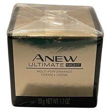 Avon ANEW Ultimate Night Gold Emulsion Cream 1.7 fl oz New