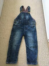 Boys Dungarees 18-24 Months Marks And Spencer Vgc
