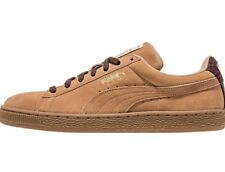 Puma Suede Classic Men's Casual Sneaker Shoes 360851 03 Sandstorm Brown Size 5.5